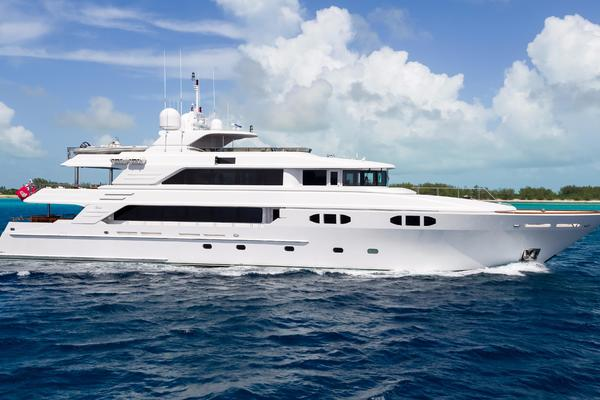 Richmond Yachts 142' 2008 | FAR FROM IT
