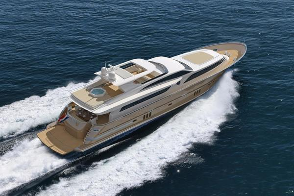 2021Van der Valk 112 ft Raised Pilothouse 35M