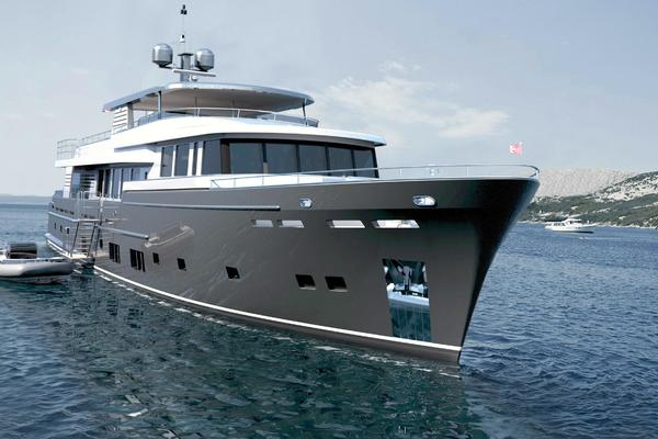 2021Van der Valk 121 ft Explorer 37M