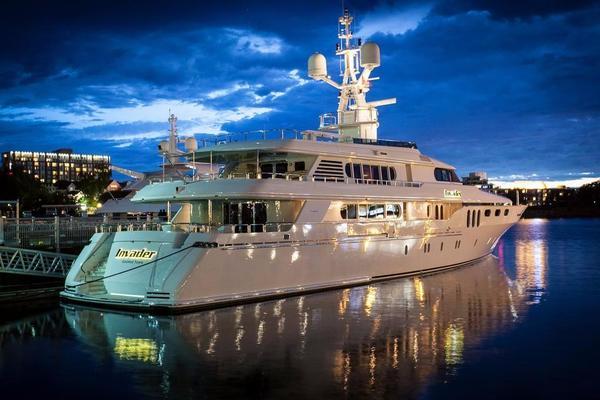 Codecasa Motoryacht