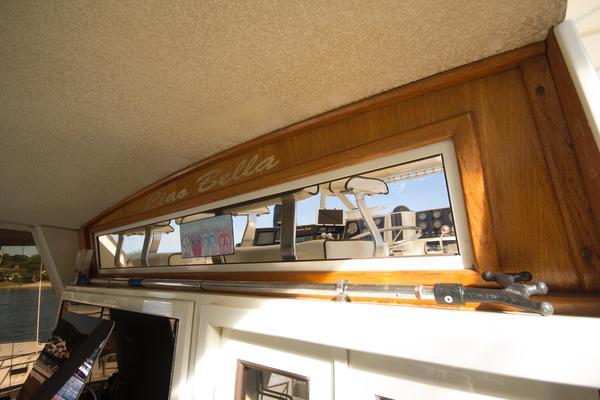 1985Viking 50 ft 50 Cockpit Motoryacht   Ciao Bella