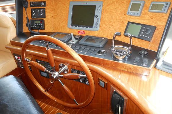 2006Symbol 58 ft 58 Pilothouse