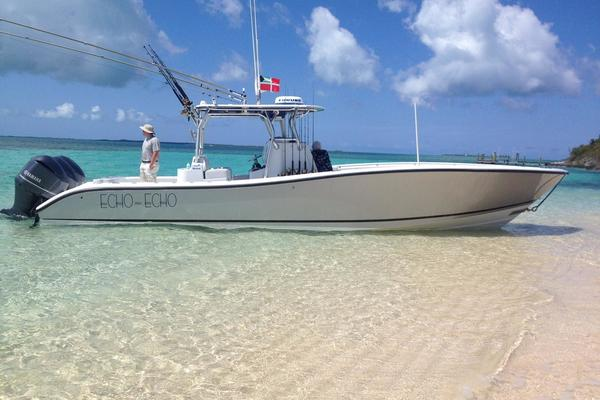 Yellowfin 36 Offshore w/HELM MASTER