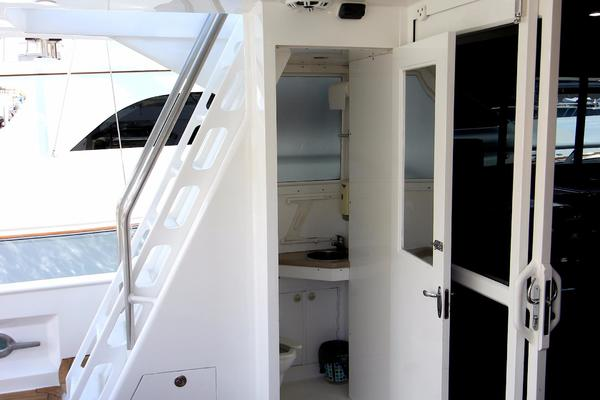 1990 Douglas 76' Yachtfisher Yacht Fisher GLADIATOR | Picture 6 of 89