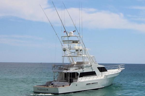 1990 Douglas 76' Yachtfisher Yacht Fisher GLADIATOR | Picture 3 of 89