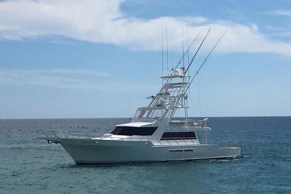 1990 Douglas 76' Yachtfisher Yacht Fisher GLADIATOR | Picture 2 of 89