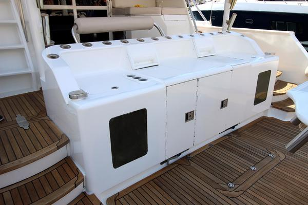 1990 Douglas 76' Yachtfisher Yacht Fisher GLADIATOR | Picture 5 of 89