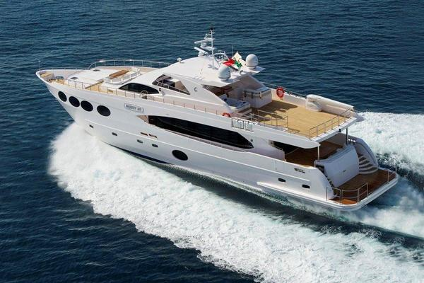 105' Majesty Yachts 105 2014 | Majesty 105