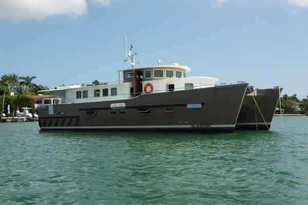 2009 Fernand HERVE 58' TRAWLER CAT GLAZMOR | Picture 1 of 76