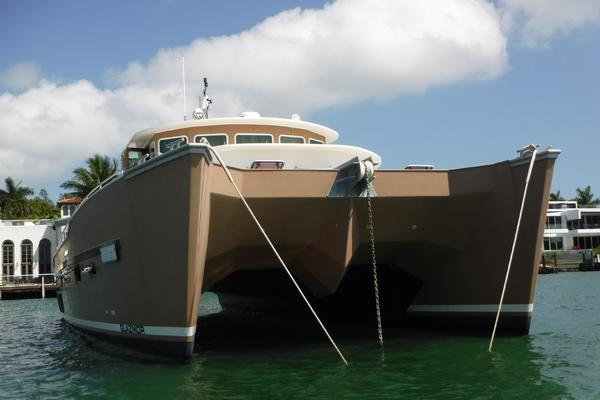 2009 Fernand HERVE 58' TRAWLER CAT GLAZMOR | Picture 3 of 76