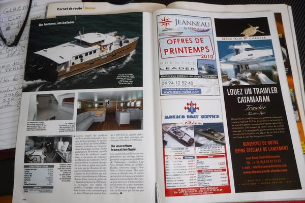 2009 Fernand HERVE 58' TRAWLER CAT GLAZMOR | Picture 4 of 76