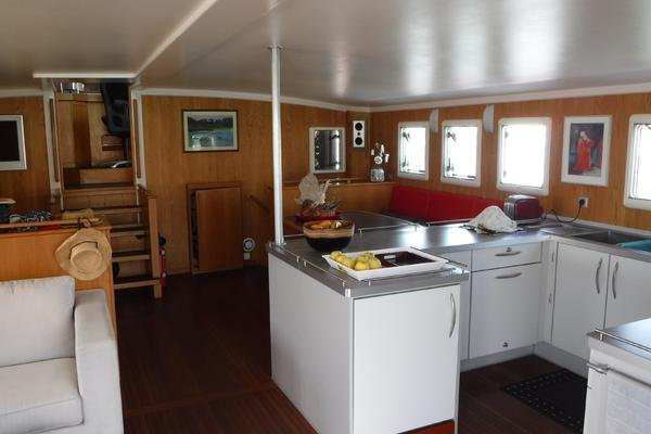 2009 Fernand HERVE 58' TRAWLER CAT GLAZMOR | Picture 5 of 76