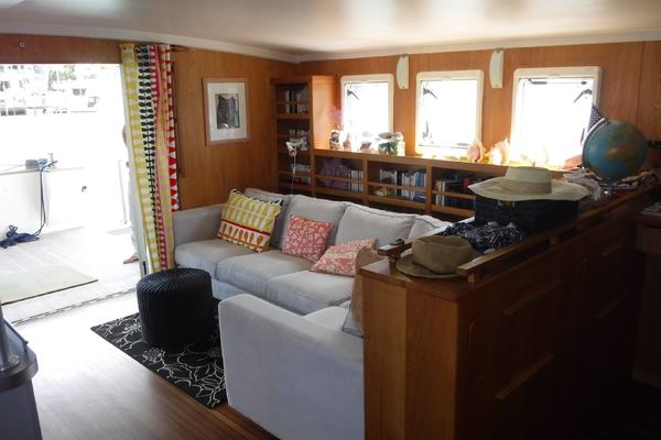 2009 Fernand HERVE 58' TRAWLER CAT GLAZMOR | Picture 8 of 76