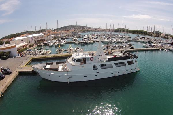 1985 Torpoint Steel Boats 88' Motor Yacht EVA | Picture 5 of 35