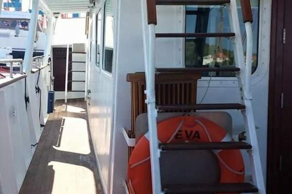 1985 Torpoint Steel Boats 88' Motor Yacht EVA | Picture 7 of 35