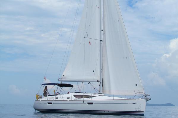 Jeanneau 42' Sun Odyssey 42 Ds 2009