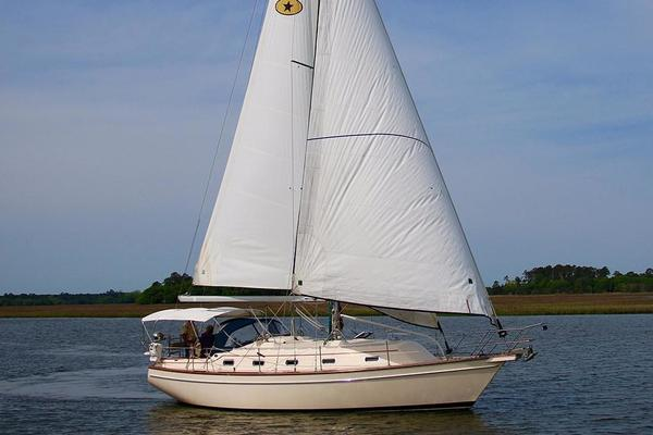 Island Packet 38' 380 2003