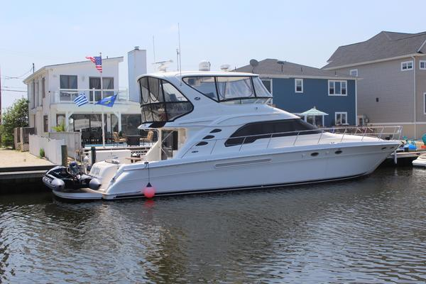 Sea Ray 56' 560 Sedan Bridge 2001