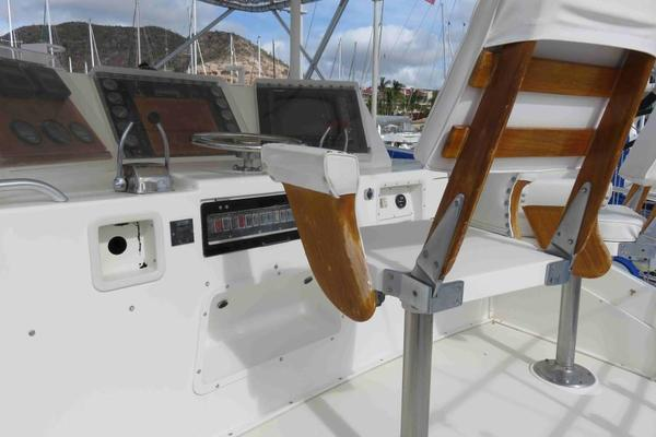 1988Bertram 50 ft 50 Convertible   The Swinger
