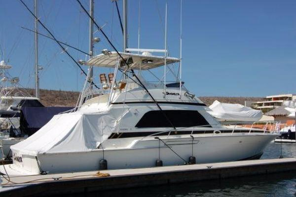50' Bertram 50 Convertible 1988 | The Swinger