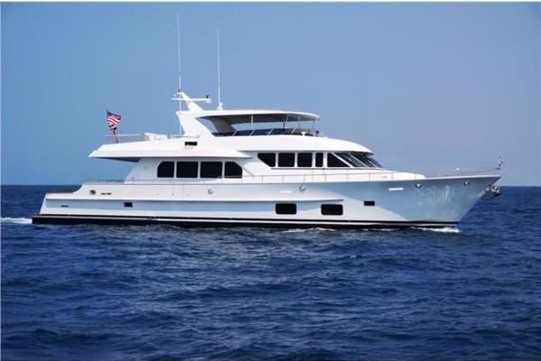 photo of 92' Paragon motor yacht 2015