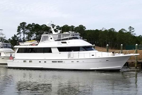 74' Hatteras Series 60 Cpmy 1988 | Southern Miss Ii