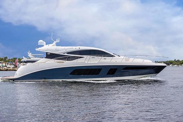 2016 Sea Ray L 650 Express