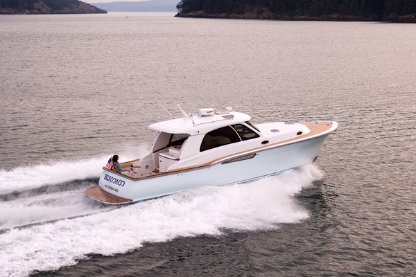 Picture Of: 41' Concorde 41 2014 Yacht For Sale | 1 of 11