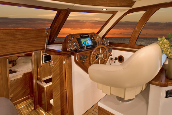 Picture Of: 41' Concorde 41 2014 Yacht For Sale   3 of 11