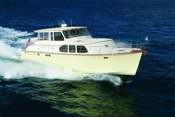 56' Huckins Linwood 56 2006 | Integrity