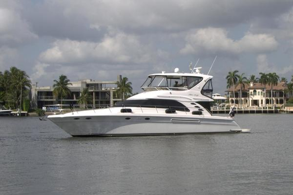 56' Sea Ray 560 Sedan Bridge 2000 | No Name