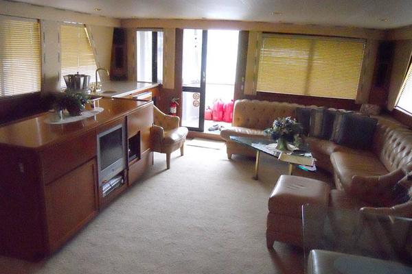 Picture Of: 72' Vantare Cockpit MotorYacht 1991 Yacht For Sale | 2 of 14