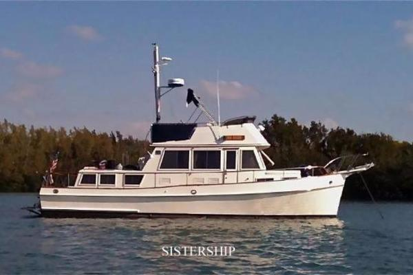 42' Grand Banks 42 Classic 1999 | Dorothy