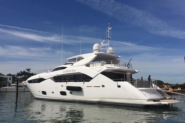 Sunseeker 115' 115 Sport Yacht 2015