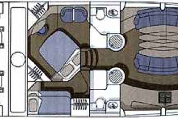 1999Sunseeker 75 ft Predator 75   Catalyst