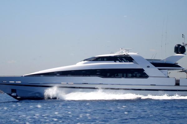 126' Norship Motor Yacht 1994   Impulsive