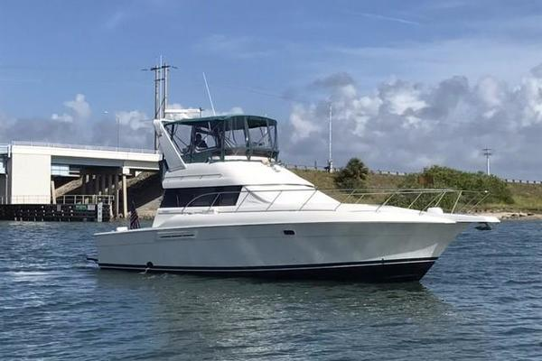1994Silverton 41 ft Convertible   Sea Esta
