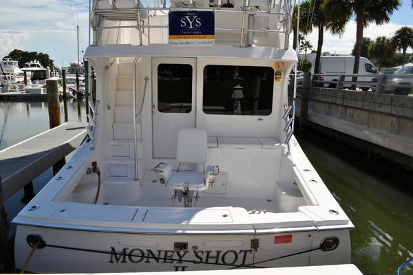 2006Luhrs 41 ft 41 Convertible   Money Shot