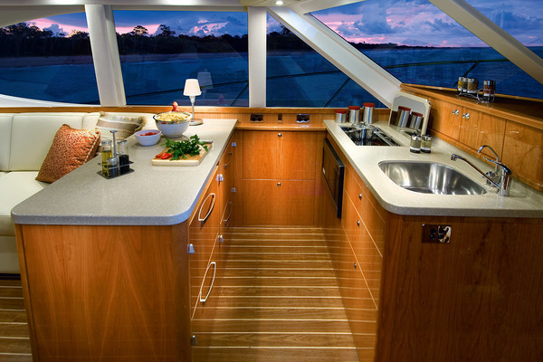 2020Riviera 45 ft 45 Open Flybridge Shaft Drive
