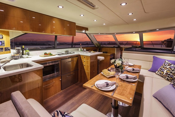 2021Riviera 43 ft 43 Open Flybridge with IPS