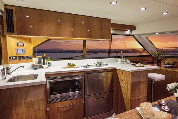 2020Riviera 43 ft 43 Open Flybridge with IPS