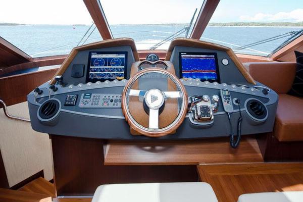 2022Riviera 54 ft Belize 54 Sedan