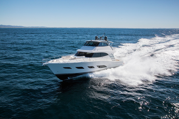 2021Riviera 72 ft 72 Sports Motor Yacht