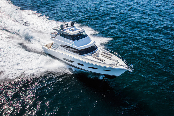 2019Riviera 72 ft 72 Sports Motor Yacht