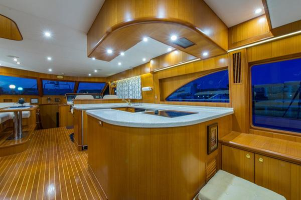 2004Symbol 66 ft Flushdeck Pilothouse MY   Kindred Spirits