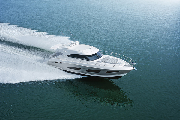 2020Riviera 48 ft 4800 Sport Yacht with IPS
