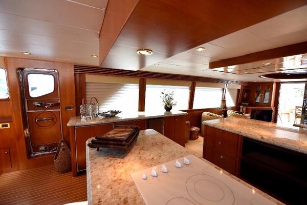 2003 Hargrave 68 ft Open Bridge - SEA LIFE