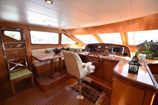 2003 Hargrave 68 ft Open Bridge - SEA LIFE