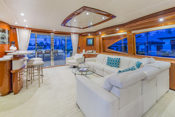 Picture Of: 105' Hargrave Open Bridge 2006 Yacht For Sale | 3 of 87