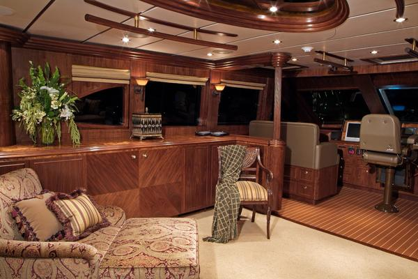 MABUHAY LIMA 90ft Hargrave Yacht For Sale